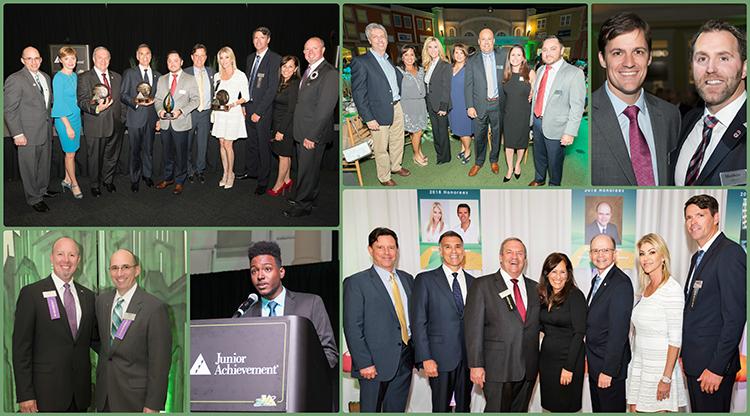 JA Business Hall of Fame a Success!
